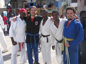 After last week's Carnaval parade in Jacmel, Haiti