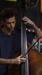 josh and instrument